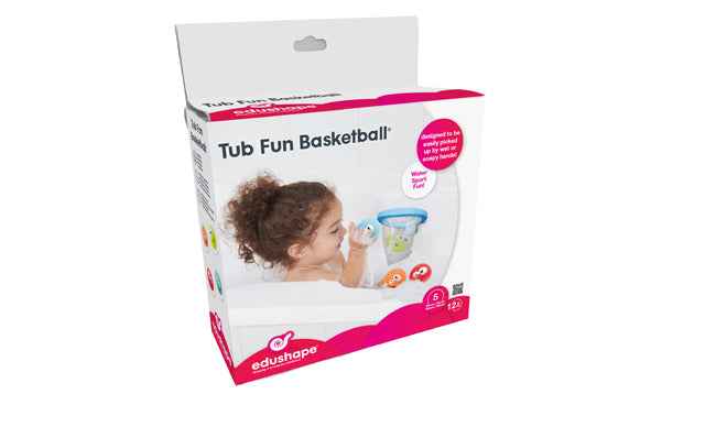 Tub Fun Basketball