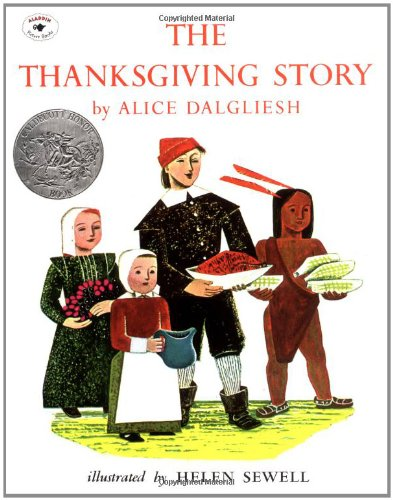 The Thanksgiving Story Paperback