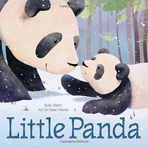 Little Panda Board Book