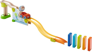 Jump Into Car Dominos Track Set