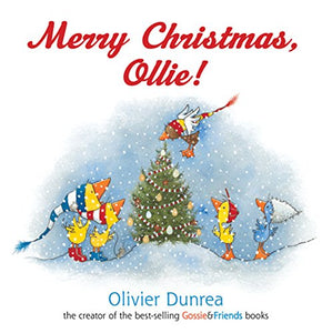 Merry Christmas Ollie! Board Book