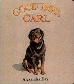 Good Dog Carl Board Book