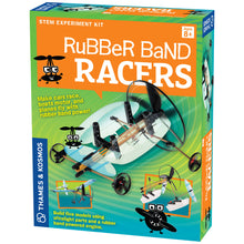 Load image into Gallery viewer, Rubber Band Racers