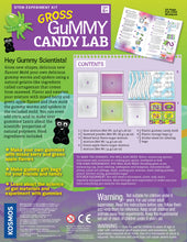 Load image into Gallery viewer, Gross Gummy Candy Lab