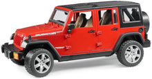 Load image into Gallery viewer, Red Jeep Wrangler