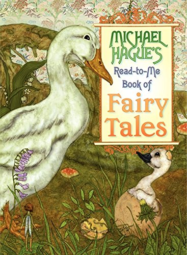 Michael Hague's Read-to-Me Book of Fairies