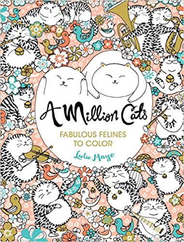 Million Cats To Color