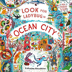 Look For Ladybug In Ocean City