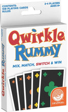 Load image into Gallery viewer, Qwirkle Rummy