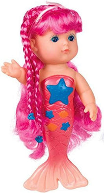 Bath Mermaid Doll