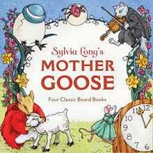Load image into Gallery viewer, Sylvia Long's Mother Goose Board Book Set