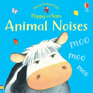 Animal Noises Poppy and Sam's Board Book