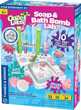 Load image into Gallery viewer, Ooze Labs Soap & Bath Bomb Lab