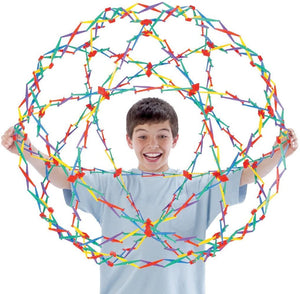 Hoberman Rainbow Sphere Ball