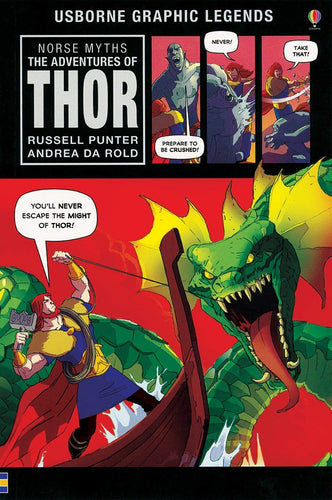 Thor Graphic Stories