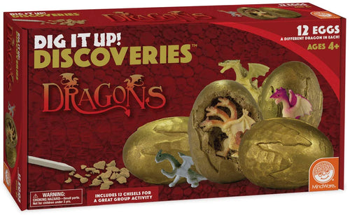 Dragon Eggs Dig It Up