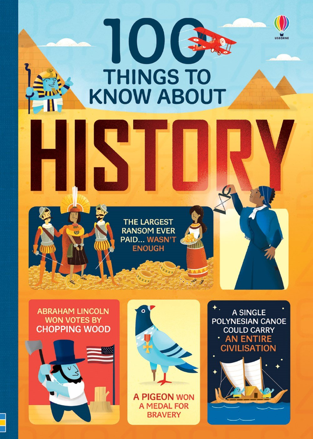 100 Things to Know about History (ES)