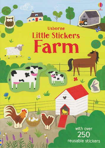 Farm Little Sticker Book