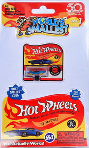 World's Smallest Hot Wheels Series 3