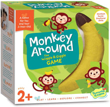 Load image into Gallery viewer, Monkey Around Wiggle & Giggle Game