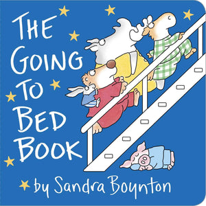Going To Bed Board Book
