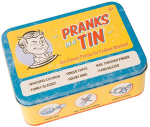 Pranks In A Tin
