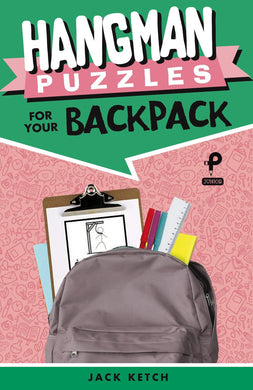 Hangman Puzzles For Your Backpack