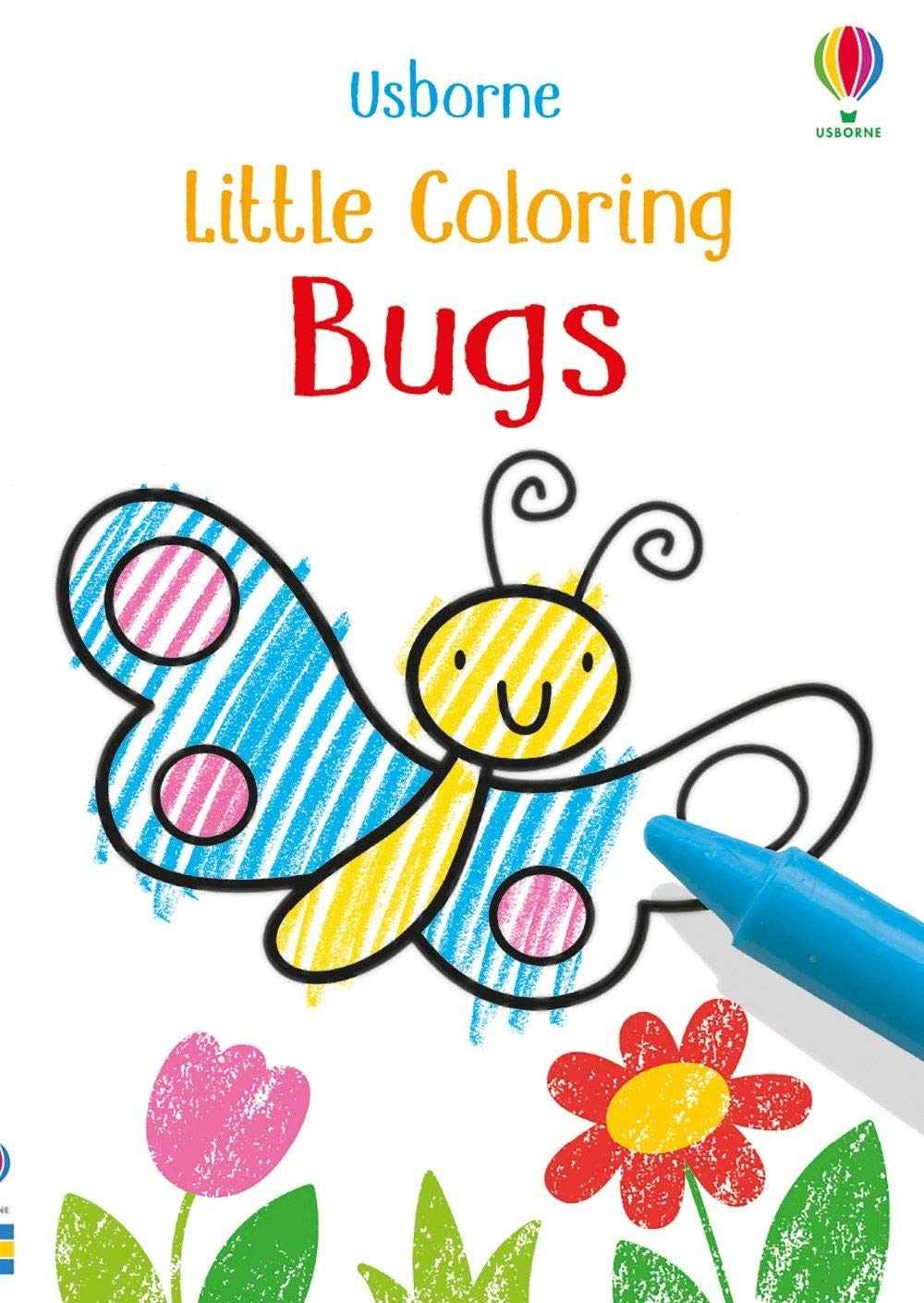 Bugs Little Coloring Book