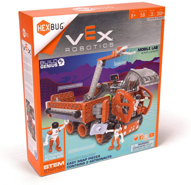 Hexbug Vex Robotics Mobile Lab Explorer
