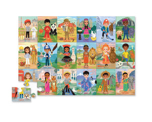 36 PC Children Of The World Puzzle