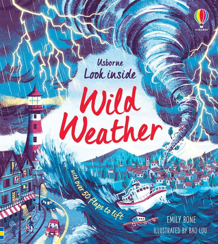 Wild Weather Look Inside Book