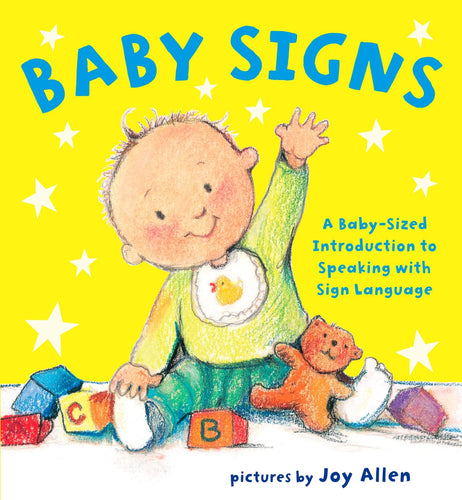 Baby Signs Board Book