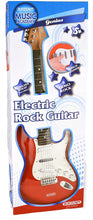 Load image into Gallery viewer, Red Electric Guitar