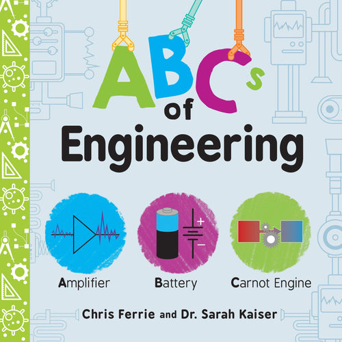 ABCs Of Engineering Board Book