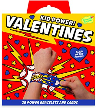 Kid Power! Valentines Cards
