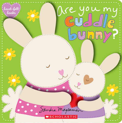 Are You My Cuddle Bunny? Board Book