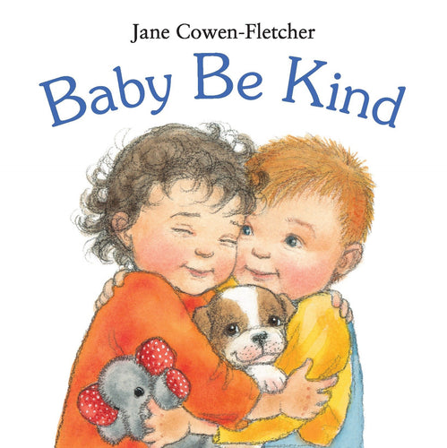 Baby Be Kind Board Book