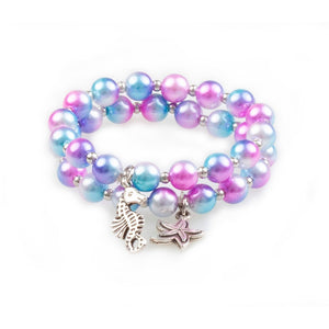 Mermaid Bracelet 2 Piece Set