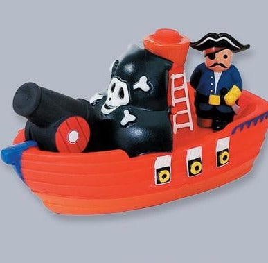 Pirate Ship Tub Toy