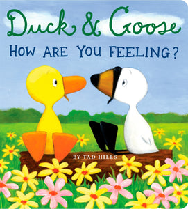 Duck & Goose How Are You Feeling? Board Book