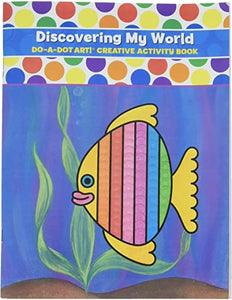 Do A Dot Art Discover My World Activity Book