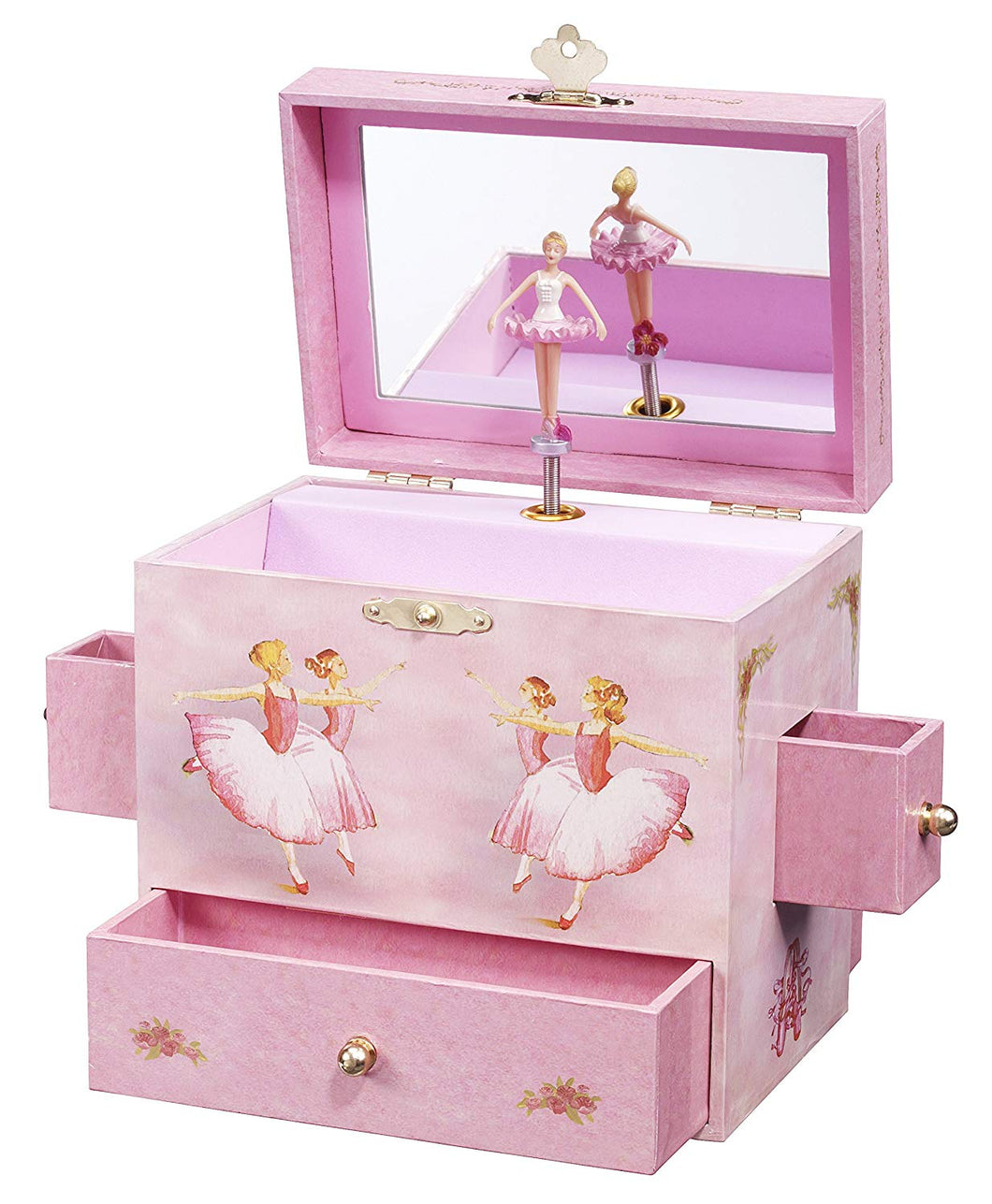 Ballerina Music Box