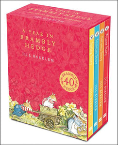A Year in Brambly Hedge Book Set