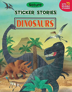 Dinosaurs Sticker Stories