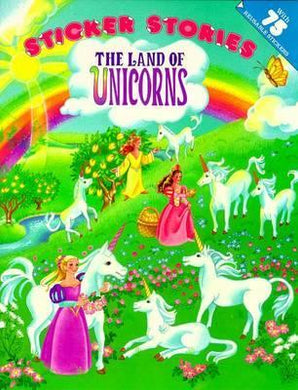 Land of Unicorns Sticker Stories