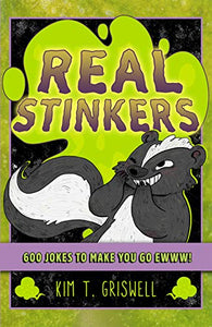 Real Stinkers Paperback Book