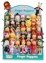 Load image into Gallery viewer, Finger Puppet Assorted