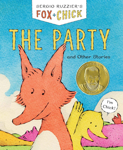 Fox + Chick The Party Paperback