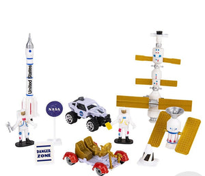 Space Explorer 10 Piece Set