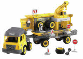 Builder's Job Mega Truck